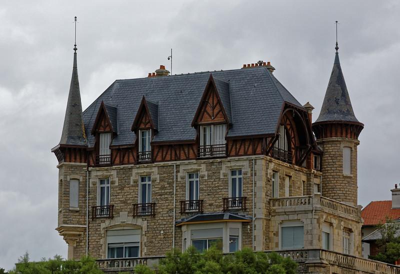 Biarritz, villa Goéland