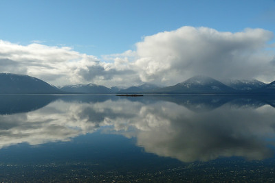 Symmetry April 2011, Cynthia Meyer, Tenakee Inlet, Alaska