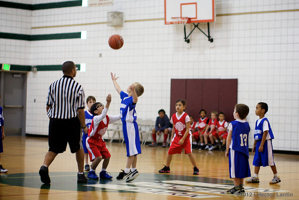 Jared BBall - February 2012