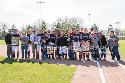 SHS Baseball Senior Night
