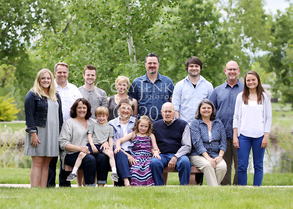 The Starr Family - May 2015