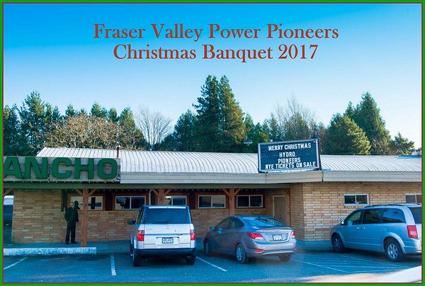 2017 Christmas Banquet