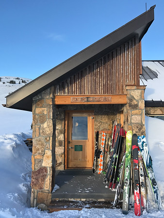 Fowler-Hilliard Hut Trip - March 2017