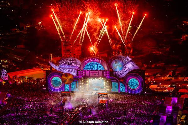 TOUR VILLA MIX FESTIVAL 2019