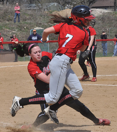 Benet hosts Marist, softball
