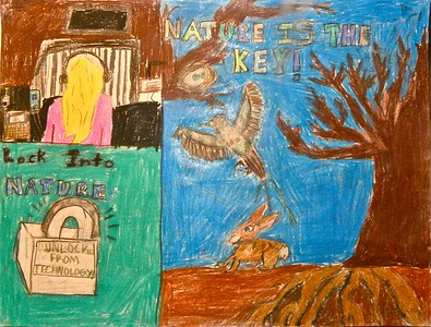 2014 Give Wildlife a Chance Poster Contest