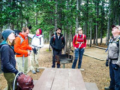 WTS Group 20  Goliath Peak Fall 2015