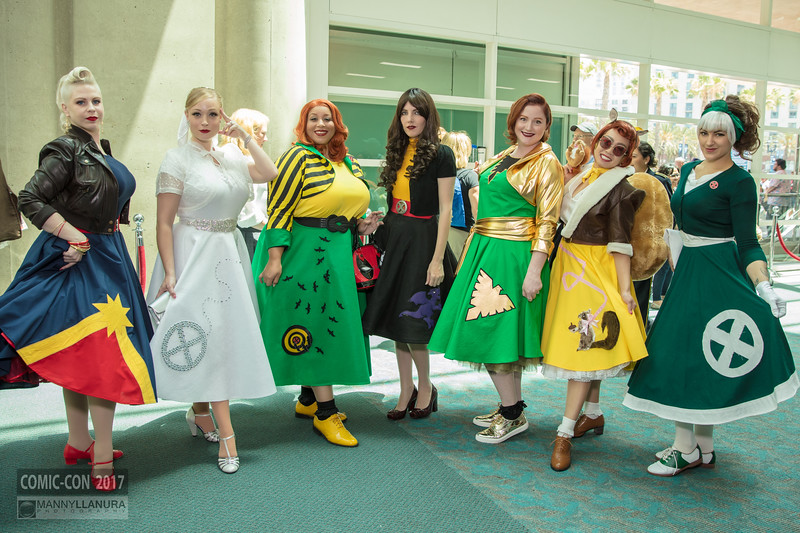 Comic-Con Day 4 Cosplay