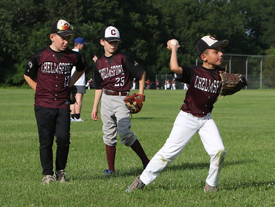 Extra innings: Chelmsford youth baseball team rebounds, makes run to national tournament