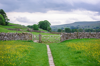 Yorkshire Dales, Hawes to Hardraw