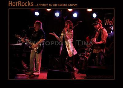 Hard Rock Cafe with HotRocks