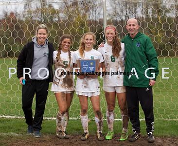 CNHS Girls Soccer v TRE
