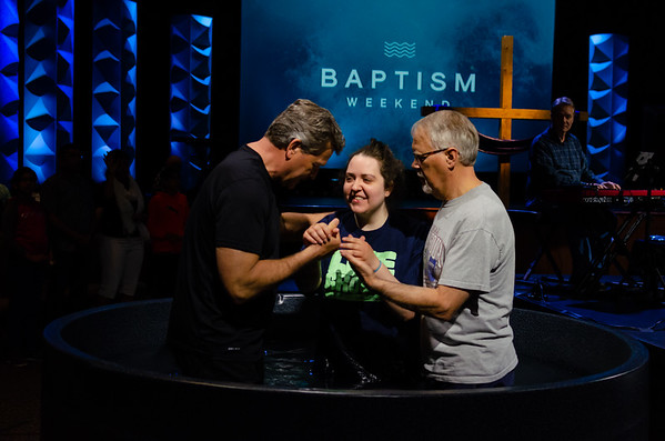 Baptism Weekend 2018