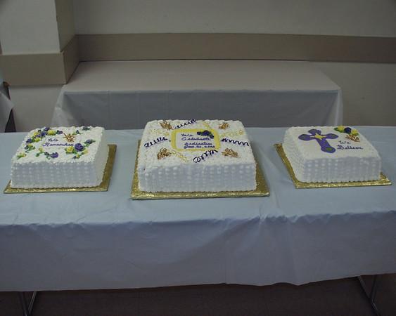 2003 Parish Activities