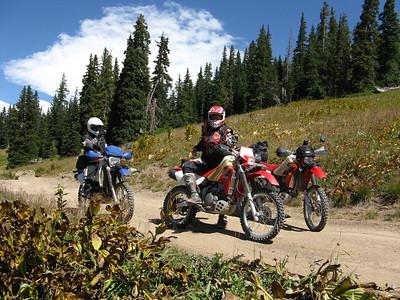 Chama, NM-Platoro, CO-Taos, NM DS Trip  August 21-23, 2009