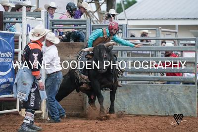 Casey Roberts Bull Riding