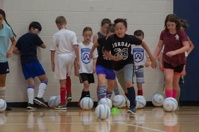 Ambassadors Soccer Camp 2017