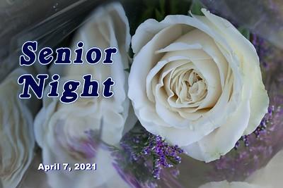 2021 Senior Day (04-07-21)