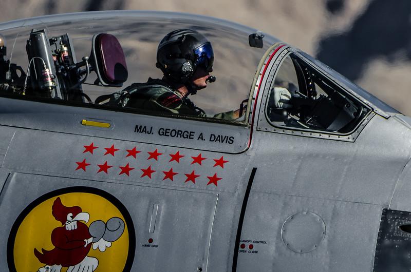 F-86 Sabre Pilot