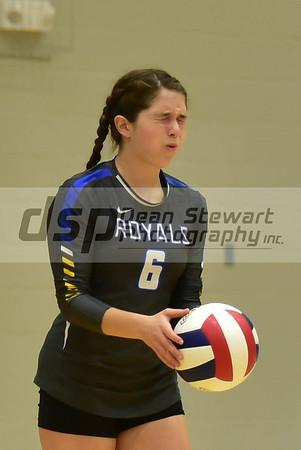Girls JV Volleyball 10-8-19