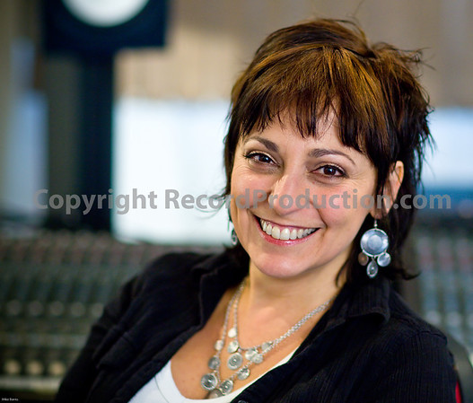 Adrienne Aiken - Record Producer and owner of Runway Studios, UK