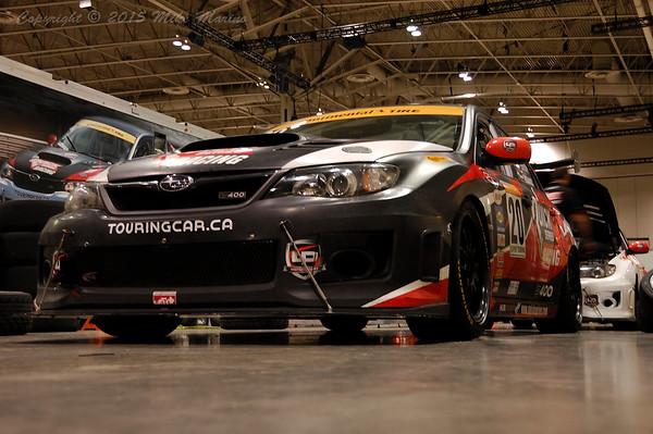 2015 Canadian Touring Car Championship - Toronto