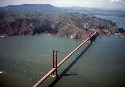 Golden Gate Bridge-San Francisco
