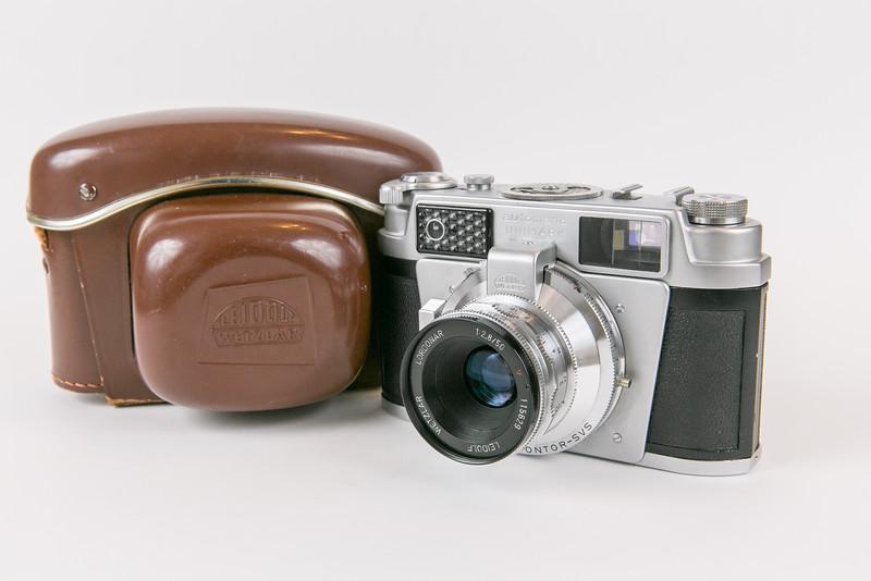 ~1960 Leidolf Wetzlar Unimark III
