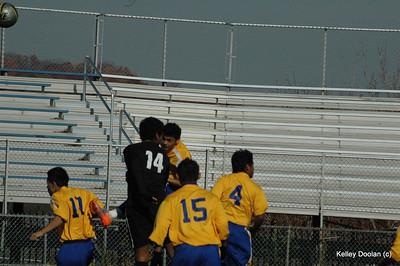 2010 DCIAA Boys soccer Championship Wilson v Bell
