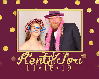 Kent and Tori Stafford