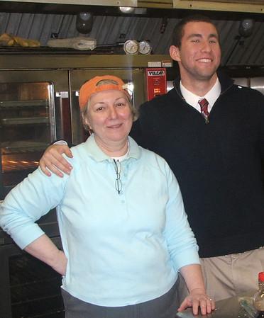 2006 - St. Nick Cookie Baking