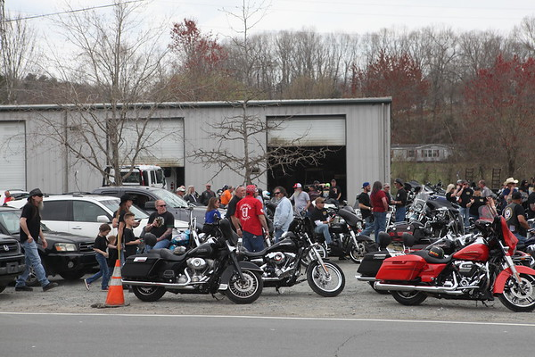 Tony Dukes' Bike Rally, March 30, 2019, Gallery Two