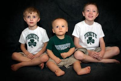 Jackson, Nathan, & William