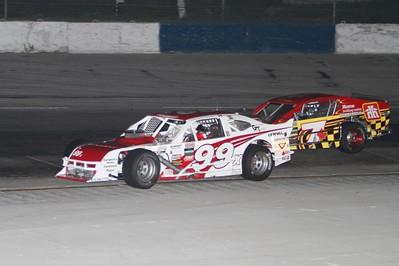 OSCAAR, Delaware Speedway, Delaware, ON, August 24, 2012