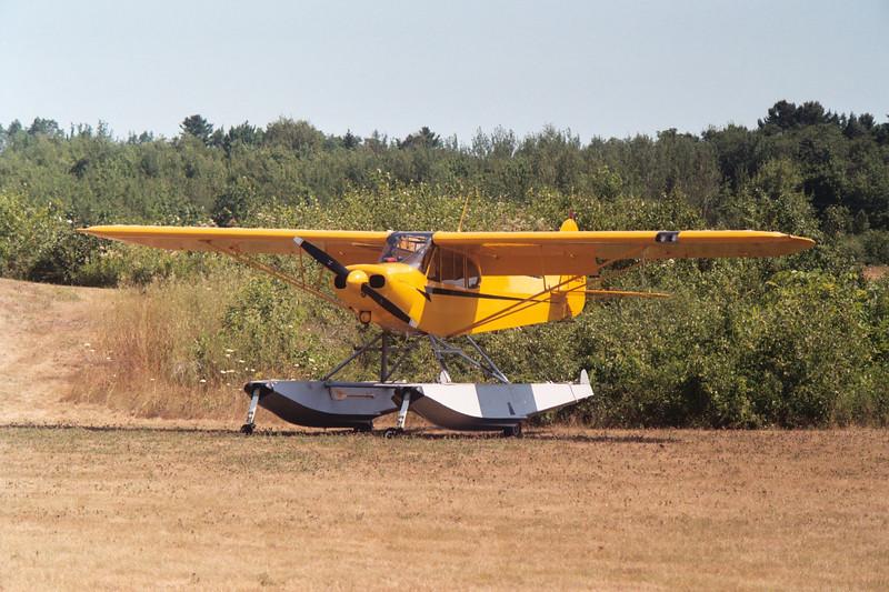 Piper Super Cub Floatplane