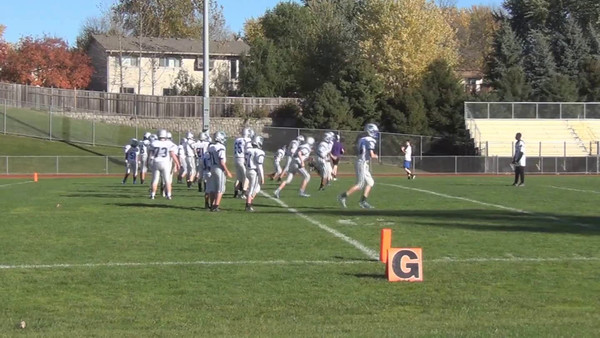 Eagan V AV Video  9th grade football