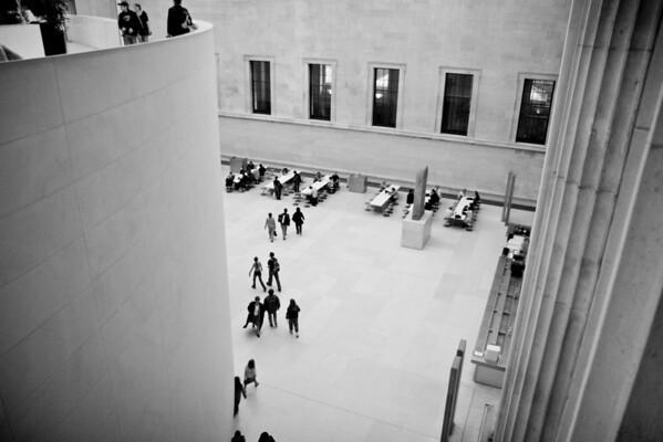 London - the British Museum