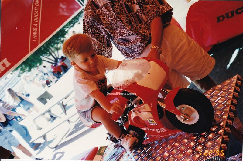Ducati Island Laguna Seca SBK 1995