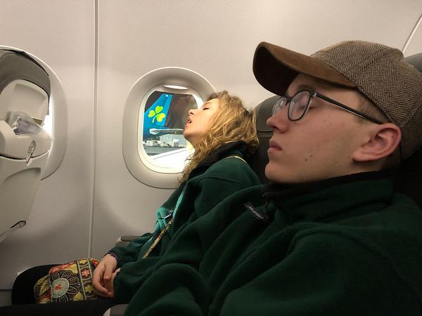 Wednesday Feb 13 - Flight Home
