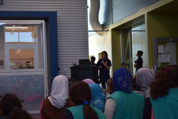 Girl Scout Workshop 2017