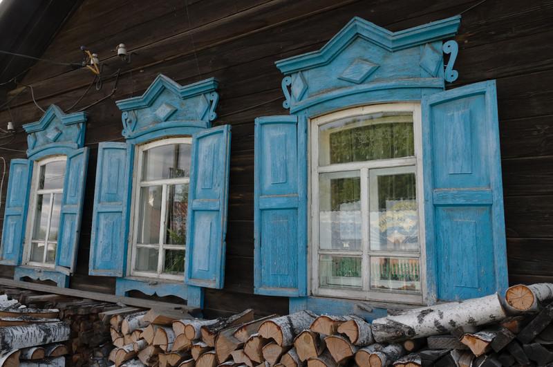 Schöne Fenster, aber wie gut isolieren die im Winter bei minus 25 Grad?
