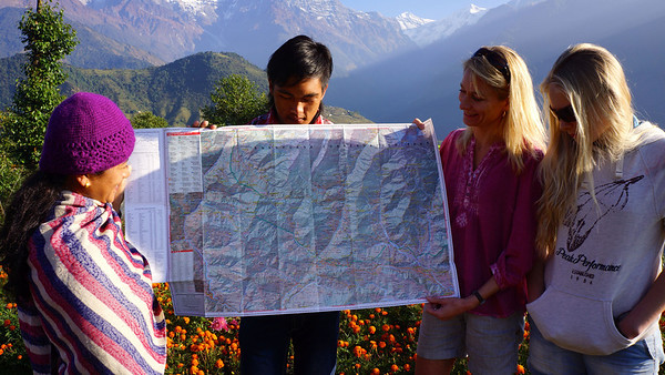 The Best Woman Trekking Guide in  Nepal