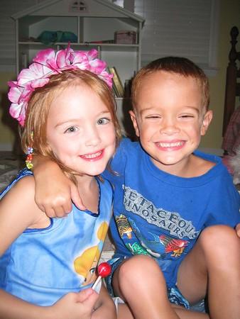 Jackson and Caroline's 6th Birthday!
