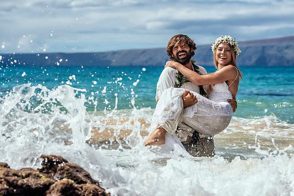Raja & Rachel | Maui