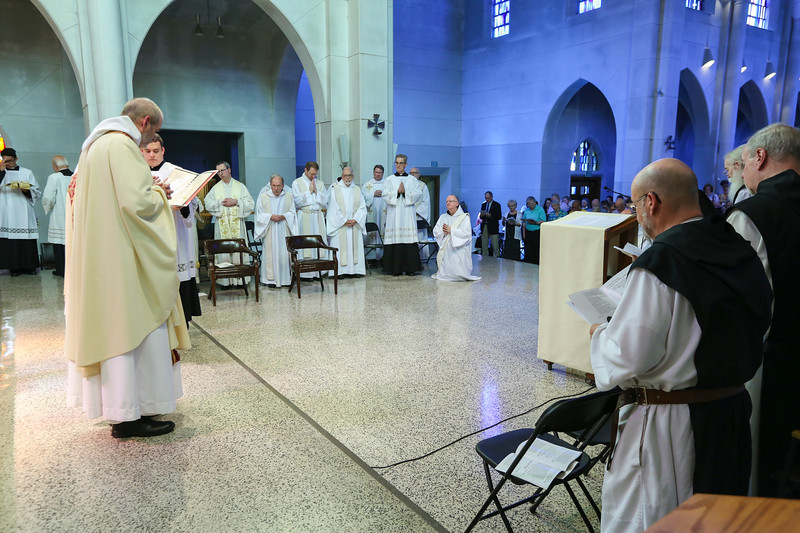 Ordination of Brothers Cassian Russell & Peter Damian Spera