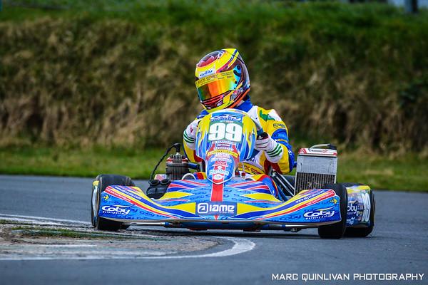 Motorsport Ireland Karting Championship 2018 - Round 2 - Mondello
