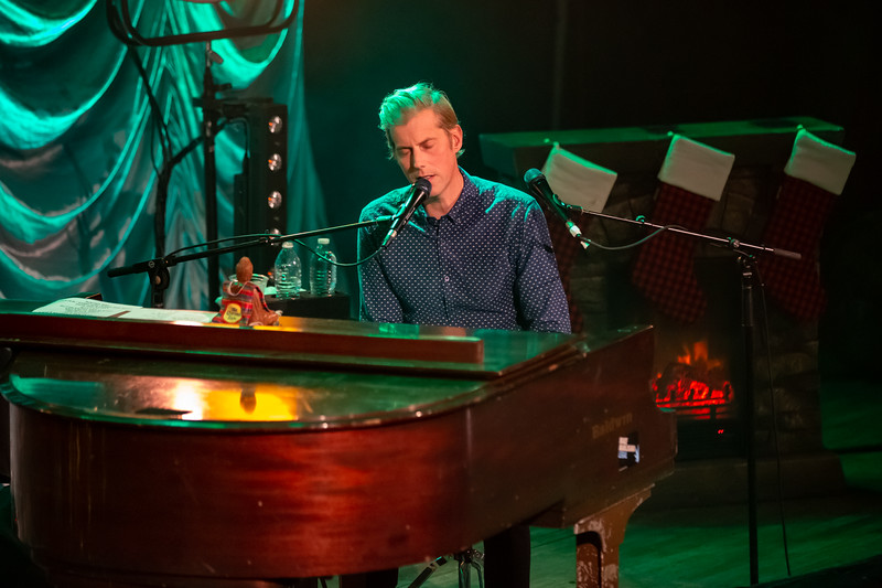 Andrew McMahon Acoustic at The Vogue Theatre