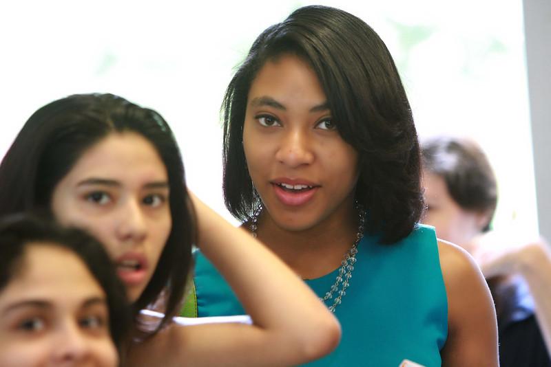 Derrick & JaLesa 8th Grade Graudation