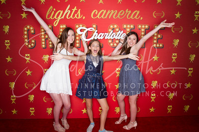Lights, Camera, Charlotte Bat Mitzvah
