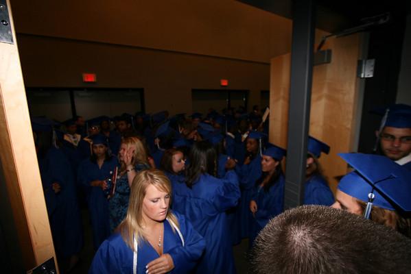 2008 Mansfield Summit H.S. Graduation